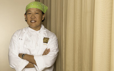 Chef Anita Lo reflects on COVID-19, Black Lives Matter and the intersection of food & culture