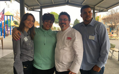 James Bell rises from volunteer to Programs team leader