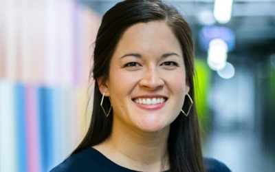VP of Programs shares her journey from volunteer to nonprofit executive