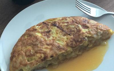 Miami board member shares her memories of the Spanish classic Tortilla Española