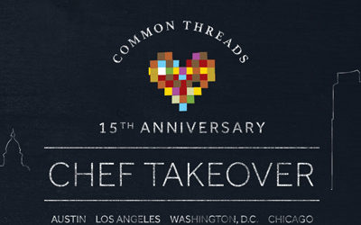 Press Release: Common Threads kicks off a nationwide event series in Austin, TX.