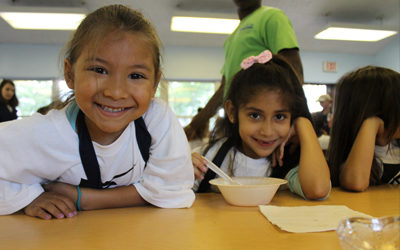 Bad Credit Feature: Common Threads Delivers Healthy Food Education on a Budget.