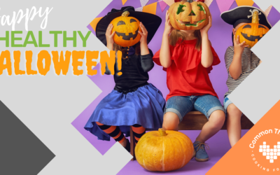 Discover the many ways you can use a pumpkin for a kids happy, healthy Halloween Party!
