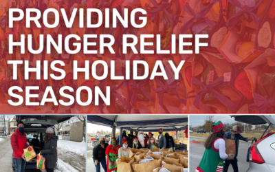 Common Threads provides hunger relief with a dash of healthy cooking tips this holiday season