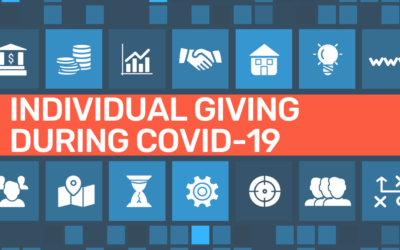 Individual fundraising campaigns during COVID-19