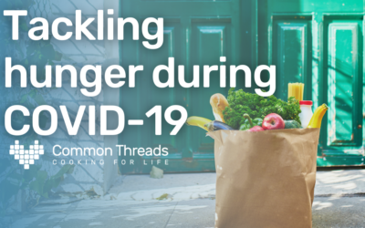Tackling Hunger during COVID-19: Giving Tuesday with Common Threads
