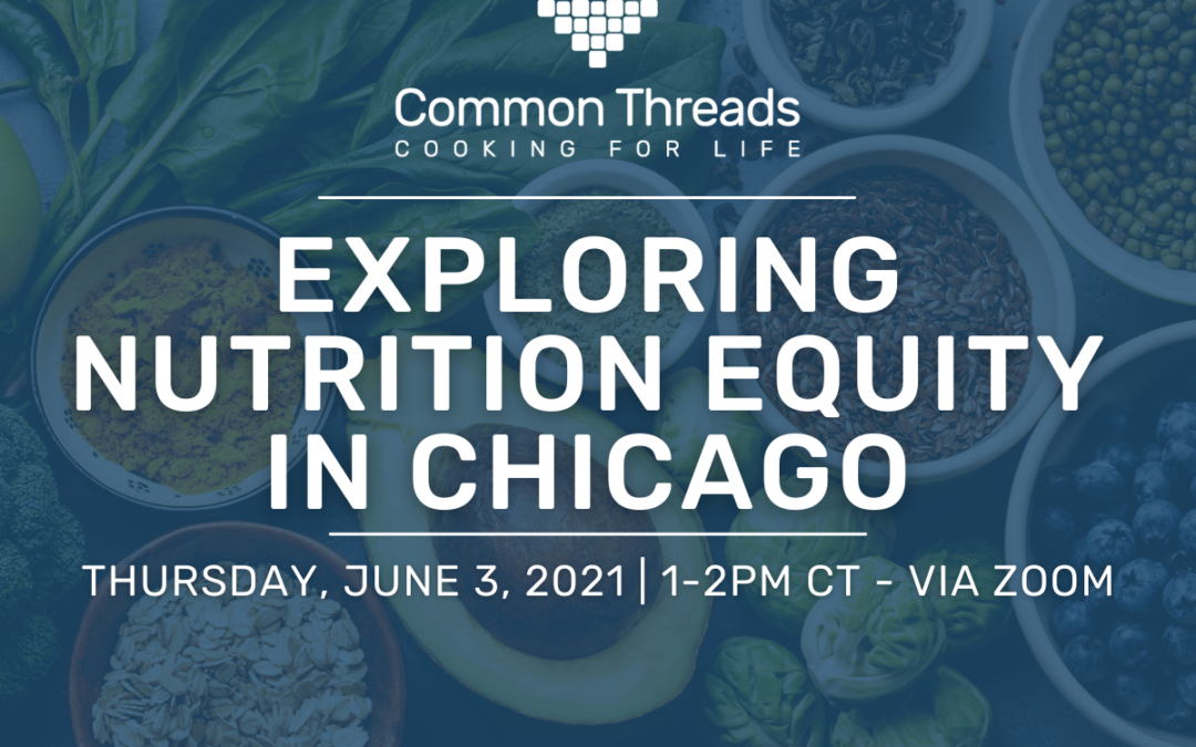 Exploring Nutrition Equity within Greater Chicago