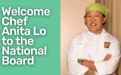 Common Threads Welcomes Chef Anita Lo to National Board