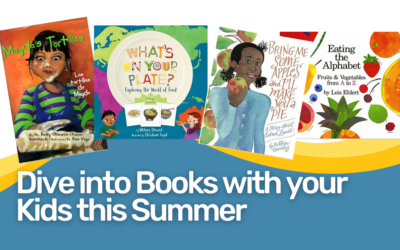 Engage your children's minds and hands with Common Threads summer reading list