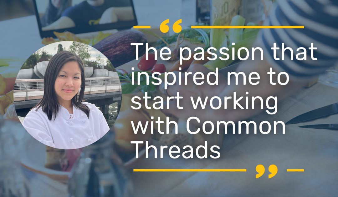 Passion for food and social equity bring Chef Vicky AuYeung to Common Threads