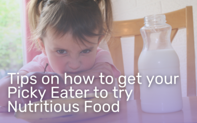 You Are Not Alone: Picky Eating Strategies for Kids